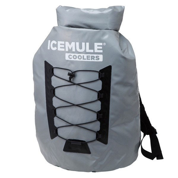 アイスミュール ICEMULE プロクーラーXXL グレー 40L [クーラーバック][アウトドア][ハイキング][保冷][保温]
