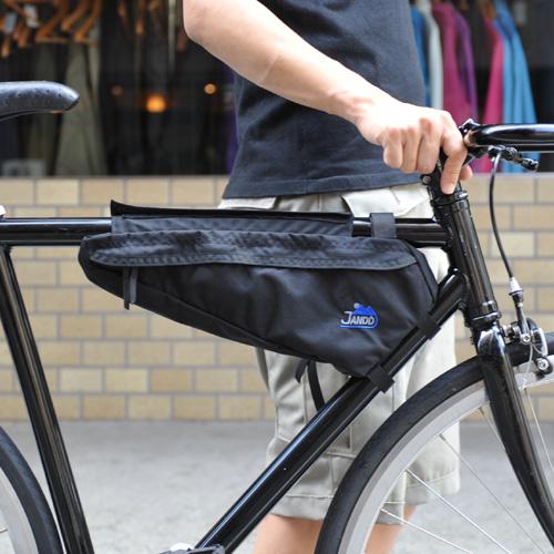 ジャンド Jandd Frame Pack Black Bag Motorcycle For The Bicycle Storing 3l