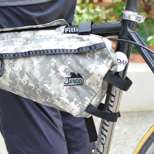 vic2rak: JANDD Jean Frame pack CAMO frame Pack, [Bike] bicycle bag 3 ...