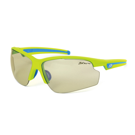 ジュルボ Julbo Ultra Zebra Matt Green/Blue [サングラス][J4293016]
