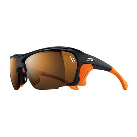 ジュルボ Julbo Trek Cameleon Matt Black/Orange [サングラス][アジアンフィットモデル][日本人向け][J4375014]