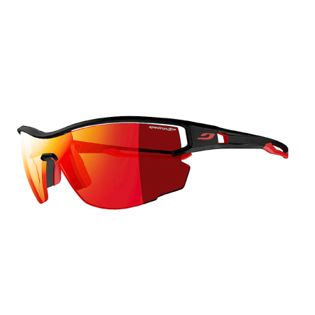 ジュルボ Julbo Aero Spectoron 3 Black/Red [サングラス][J4831114]