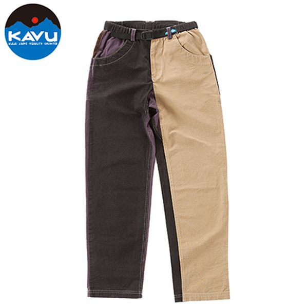 カブー KAVU J-チリワックパンツ Ugly [ロングパンツ][ボトムス][コットン][3/4 9:59まで ポイント10倍]