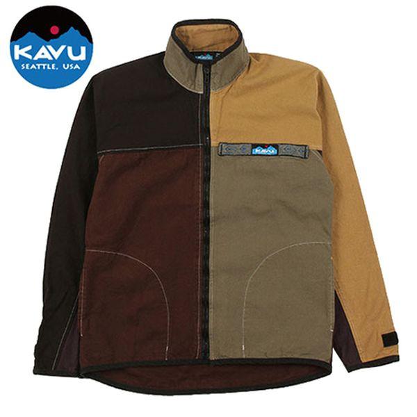 【通販激安】 カブー スローシャツ KAVU 10oz 10oz Ugly F/Z スローシャツ Ugly [スローシャツ][ロングスリーブ][フルジップ], アワラシ:f85dff97 --- milklab.com
