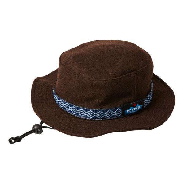 カブー KAVU バケットハット(ウール) Brown [帽子][ハット][ウール][キャンプ][アウトドア][8/16 13:59まで ポイント10倍]