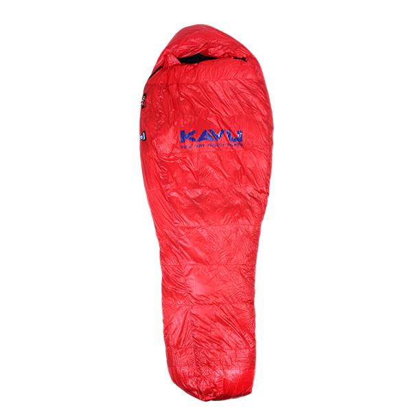 カブー KAVU NEBUKURO Red [寝袋][シュラフ][4/4 9:59まで ポイント10倍]