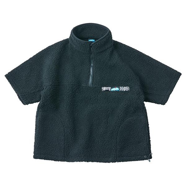 カブー KAVU Boa Throw Shirts Black [2019年新作]