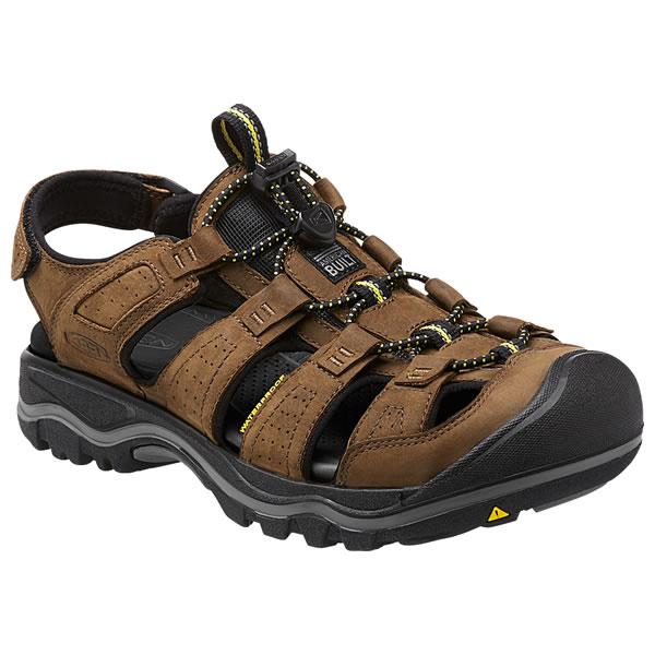 Outdoor-Bekleidung Keen Rialto II Sandals Men Bison/Black 2019 Sandalen braun Outdoor Bekleidung