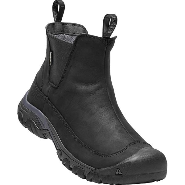 キーン KEEN Mens Anchorage Boot III WP Black/Raven [アンカレッジブーツ3][メンズ][ブラック][1017789]