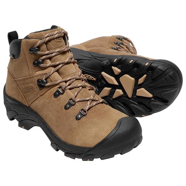 キーン KEEN Mens Pyrenees Latte [ピレニーズ][トレッキングシューズ][登山靴][メンズ][ハイキングシューズ][1017348]