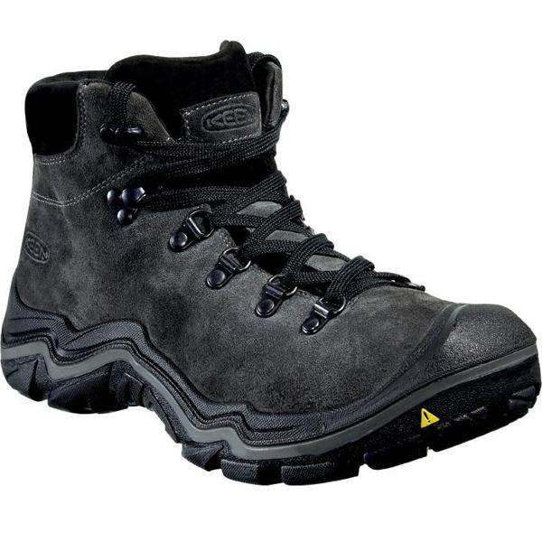 キーン KEEN Mens Feldberg WP Gargoyle/Black [フェルドバーグ][登山靴][ハイキング][ブーツ][防水][メンズ][8/24 13:59まで ポイント10倍]