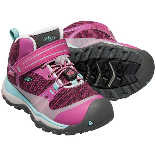 Keen Kids Terradora MID WP Hiking Shoe