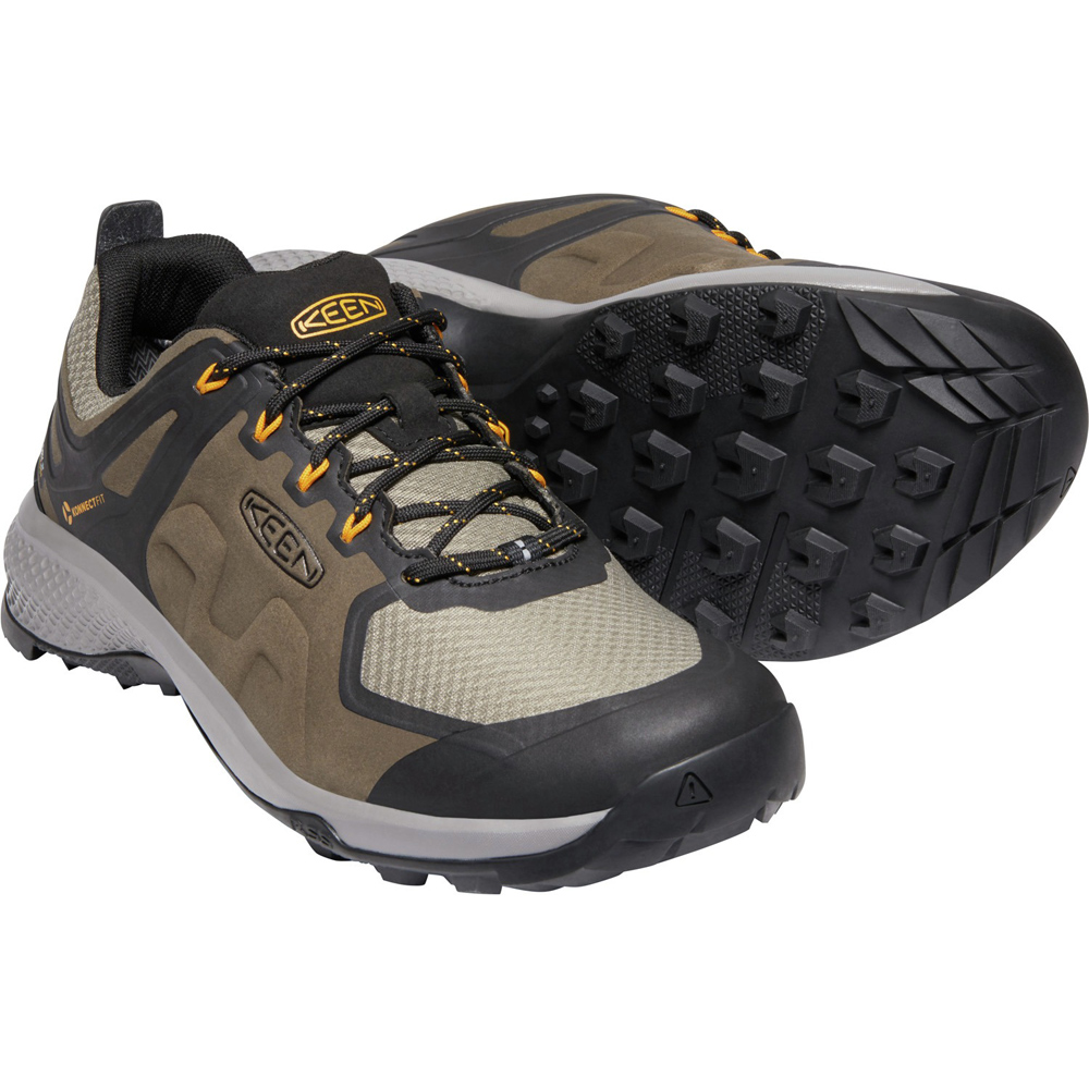 キーン KEEN Mens Explore WP Canteen/Brindle [2019年新作]
