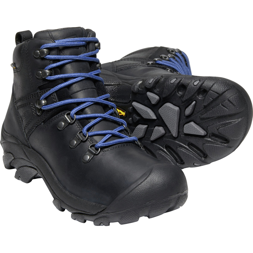 キーン KEEN Womens Pyrenees Black/Galaxy Blue [1022042]