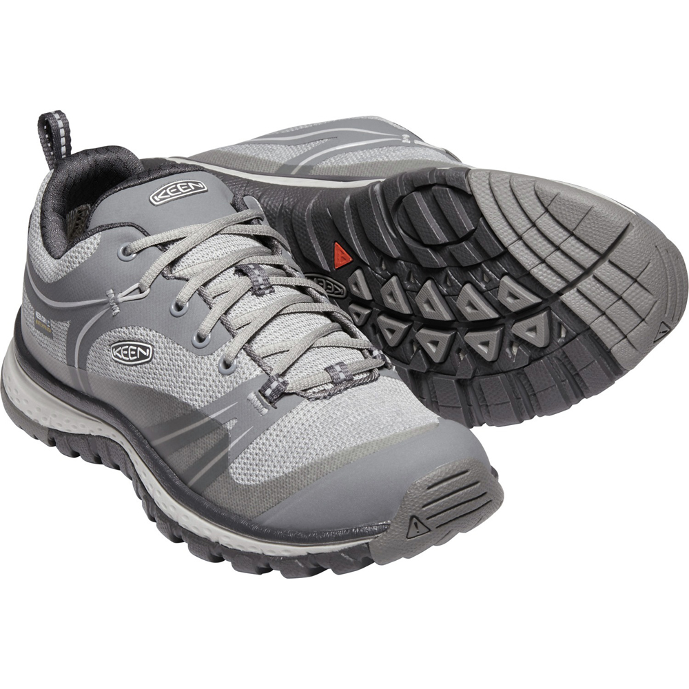 キーン KEEN Womens Terradora WP Steel Grey/Magnet [1021253]