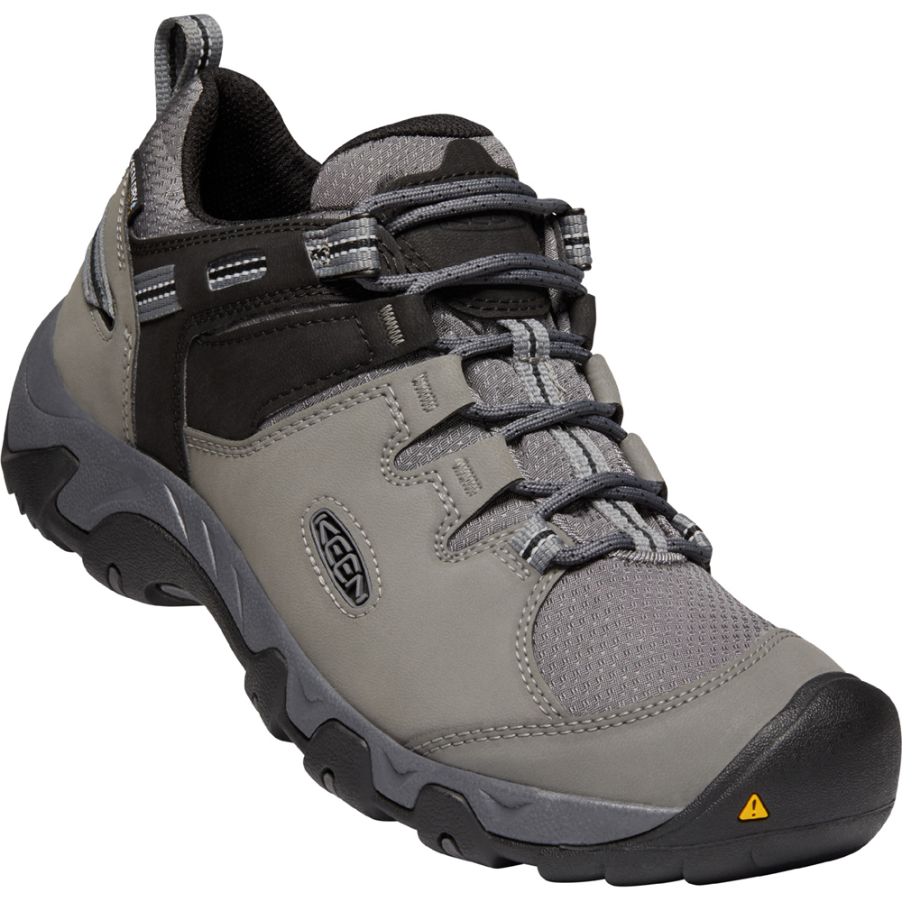 キーン KEEN Mens Steens WP Syn Steel Grey/Magnet [1022750][2020年新作]