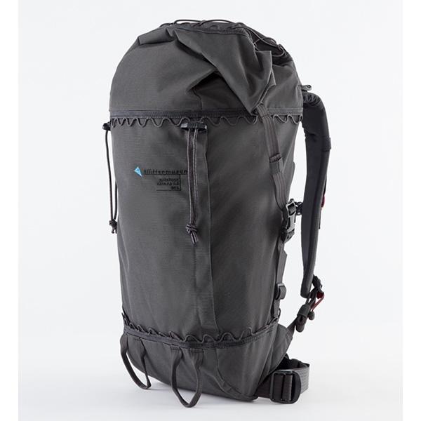 【あす楽対応 平日13:00まで】 クレッタルムーセン KLATTERMUSEN Ratatosk Kevlar 2.0 Backpack 30L Black [40392U91]