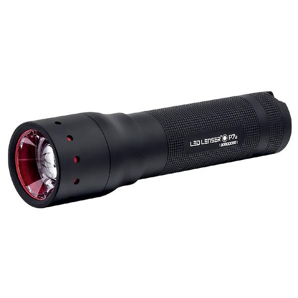 レッドレンザー LED LENSER P7.2 トーチ [LED][ライト][フラッシュライト][ペンライト][懐中電灯][ランタン]