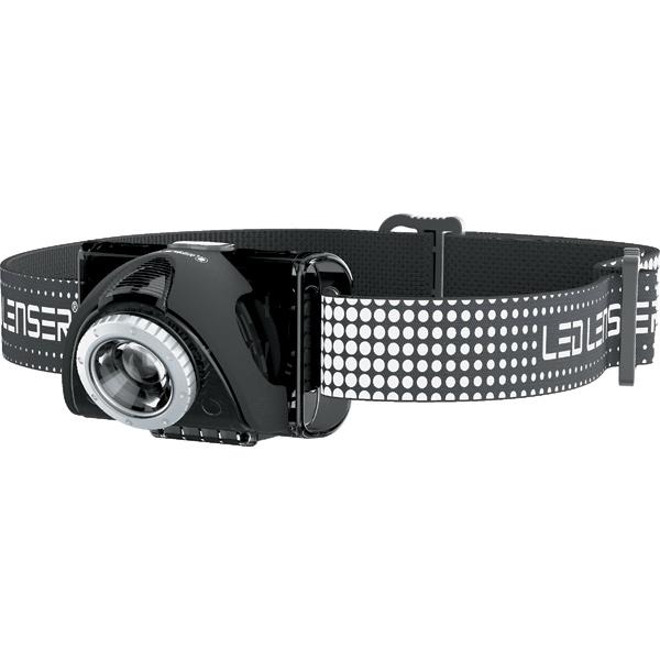 レッドレンザー LED LENSER SEO7R ヘッドランプ ブラック [ネオ][ヘッドライト][懐中電灯][ライト][LED][7/13 13:59までポイント10倍]