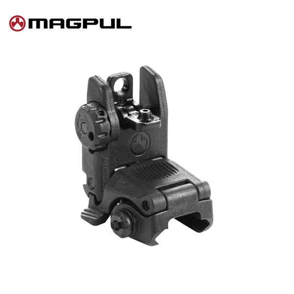 マグプル MAGPUL MP MBUS SIGHT Rear BK [vic2]