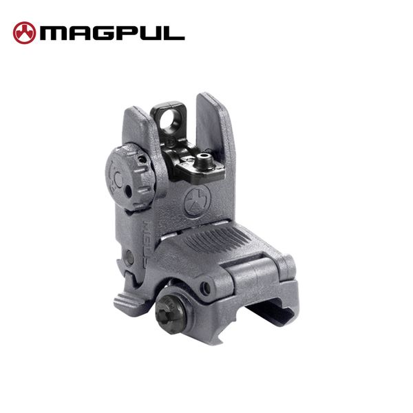 マグプル MAGPUL MP MBUS SIGHT Rear S GRY [vic2]