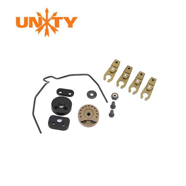 マグプル MAGPUL UNITY MARK Kit IN SARA Kit (TW) FDE [vic2]