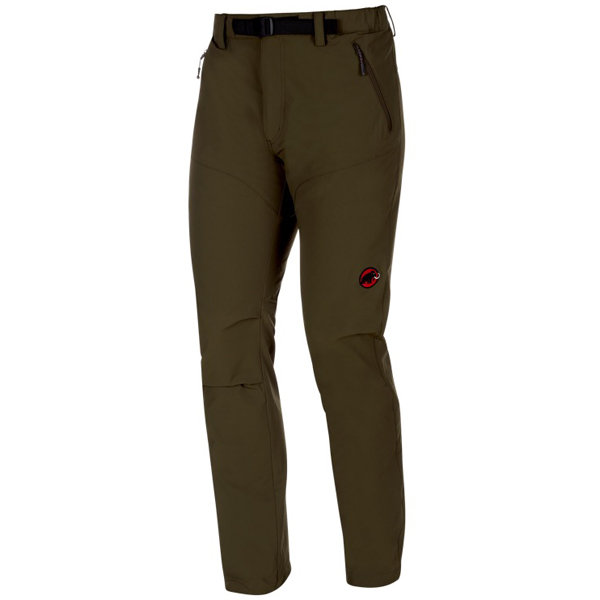 80a70a58533b ソフトシェルパンツ ボトムス メンズ マムート MAMMUT SOFtech TREKKERS Pants Men Dark Olive (4023)
