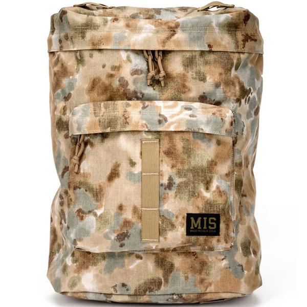 エムアイエス MIS Backpack Covert Desert [コバートデザート][4/8 9:59まで ポイント5倍]