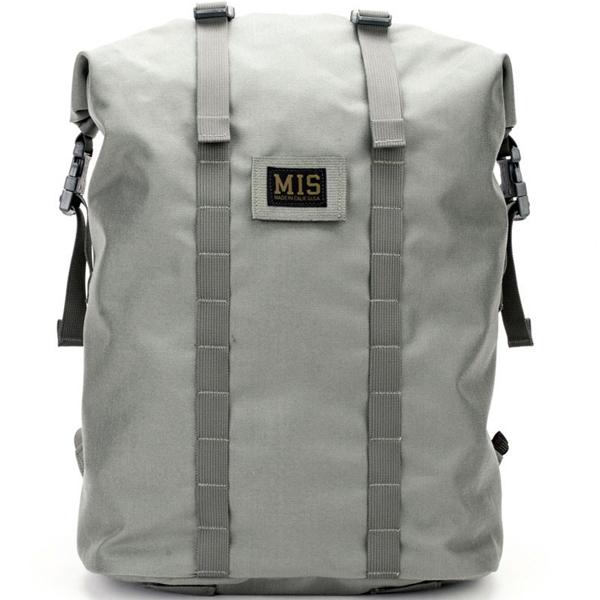 エムアイエス MIS Roll Up Backpack Foliage [フォリッジ]