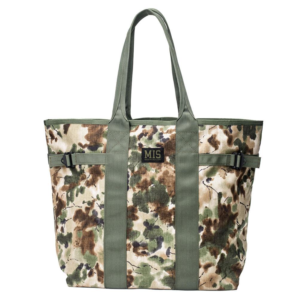 エムアイエス MIS Multi Tote Bag Covert Woodland [コバートウッドランド]