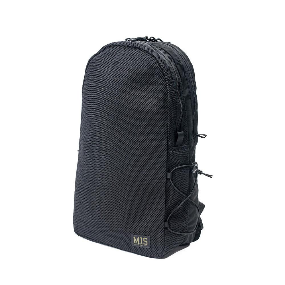 エムアイエス MIS Mesh Backpack Black [ブラック]