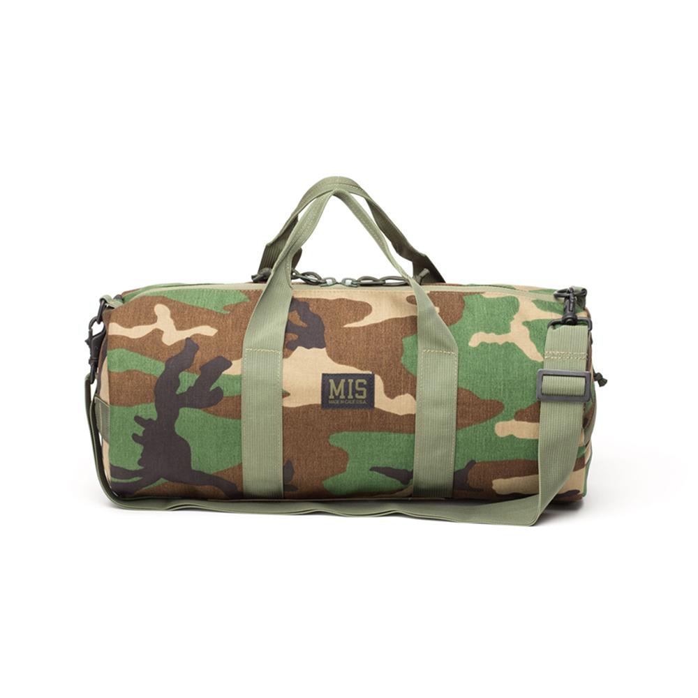 エムアイエス MIS Training Drum Bag S Woodland Camo [Sサイズ][ウッドランドカモ]