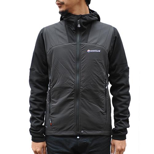 vic2rak montane montain alpha guide jacket black rakuten global rh global rakuten com Montane Featherlite Jacket montane alpha guide insulated jacket