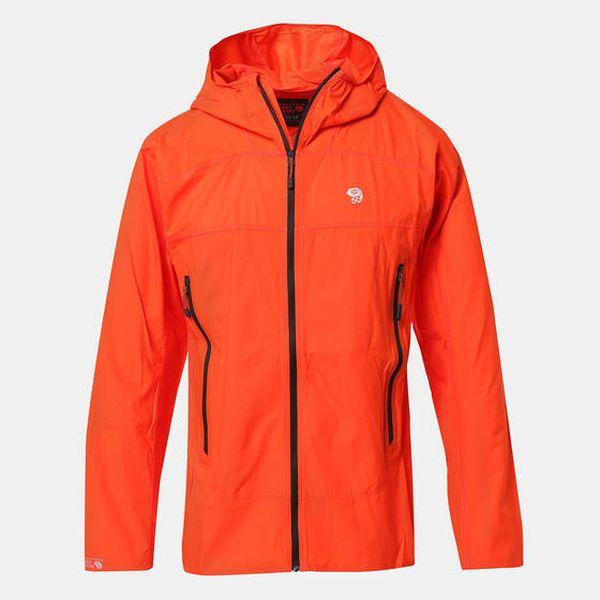 マウンテンハードウェア MOUNTAIN HARDWEAR Ghost Lite Stretch Jacket State Orange [ゴーストライトストレッチジャケット][メンズ][オレンジ][2018年春夏新作]
