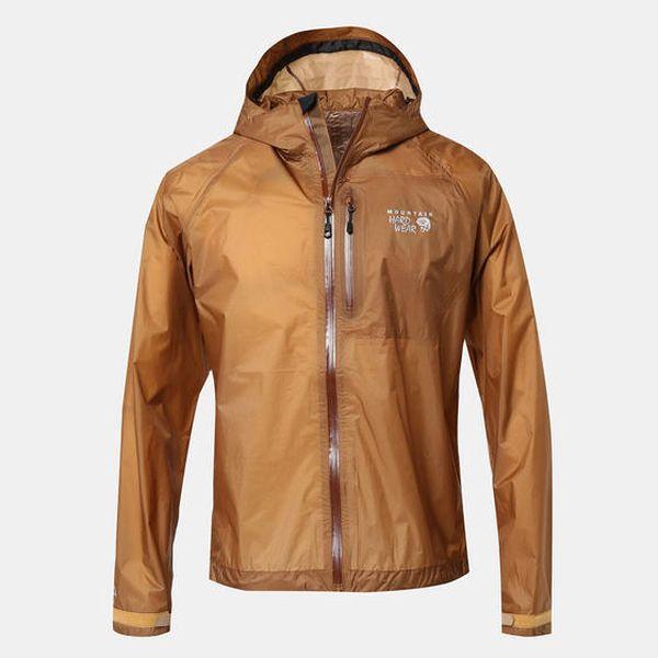 マウンテンハードウェア MOUNTAIN HARDWEAR Leroy Jacket Golden Brown [2018年春夏新作][11/16 9:59まで ポイント10倍]