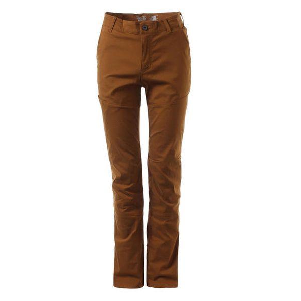 マウンテンハードウェア MOUNTAIN HARDWEAR Mens ハードウェアAP パンツ ゴールドen 褐色