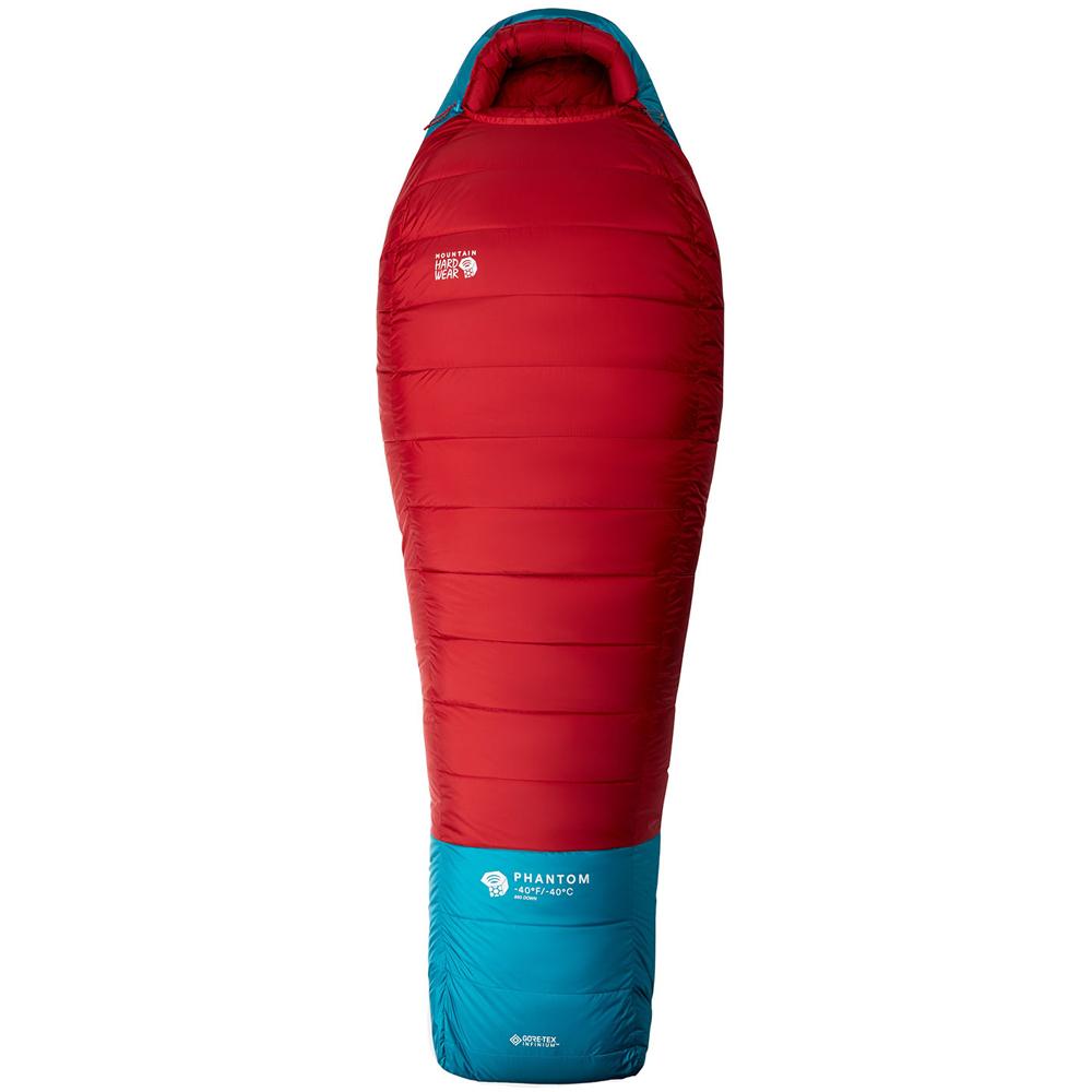 マウンテンハードウェア MOUNTAIN HARDWEAR ファントムゴアテックス -40℃ REG 675 Alpine Red LH(左側ジップ) [OU7526][2019年新作]