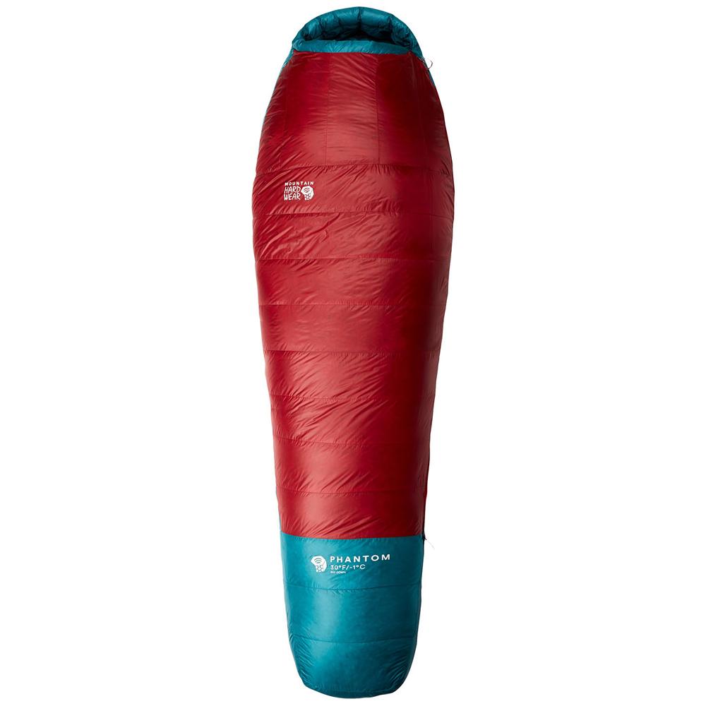 マウンテンハードウェア MOUNTAIN HARDWEAR ファントム -1℃ REG 675 Alpine Red LH(左側ジップ) [OU7530]