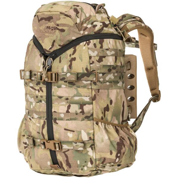 [ノベルティ ] ミステリーランチ MYSTERY RANCH 3 Day Assault BVS Multicam M/Lサイズ [3デイアサルトBVS][バックパック][33L]