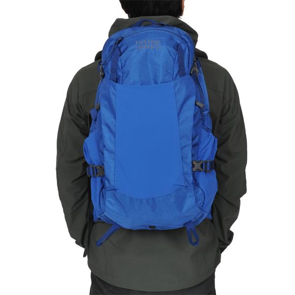 ミステリーランチ MYSTERY RANCH Ridge Ruck 25 Cobalt [2018SS][11/16 9:59まで ポイント10倍]
