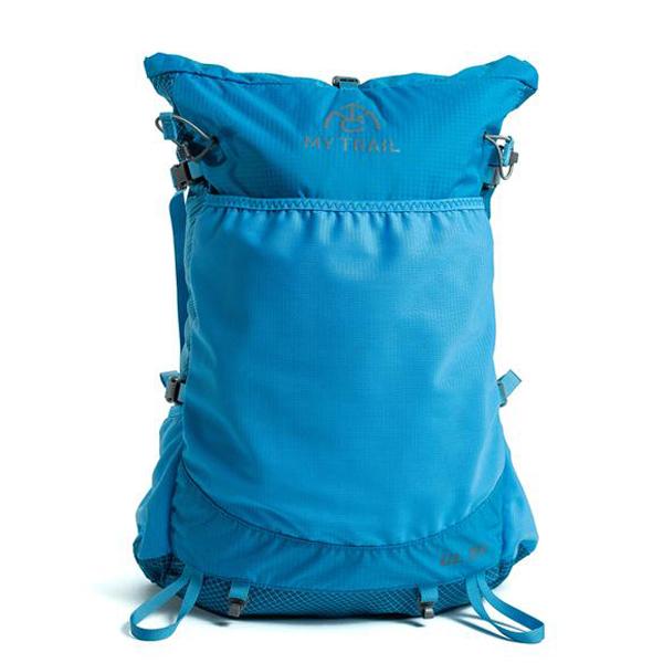 【あす楽対応 平日13:00まで】 マイトレイルカンパニー MY TRAIL CO Backpack UL 35L 青 [80004]