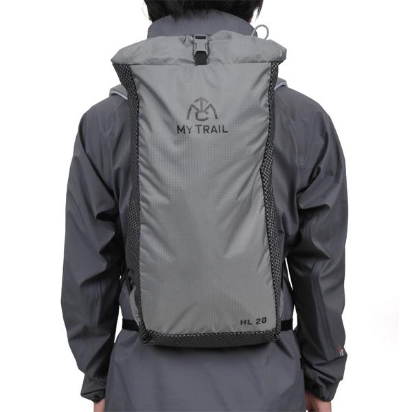 【あす楽対応 平日13:00まで】 マイトレイルカンパニー MY TRAIL CO Backpack HL 20L Black [2019年新作]