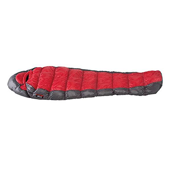 ナンガ NANGA UDD BAG 380 RED レギュラー [UDD12][寝袋][シュラフ]