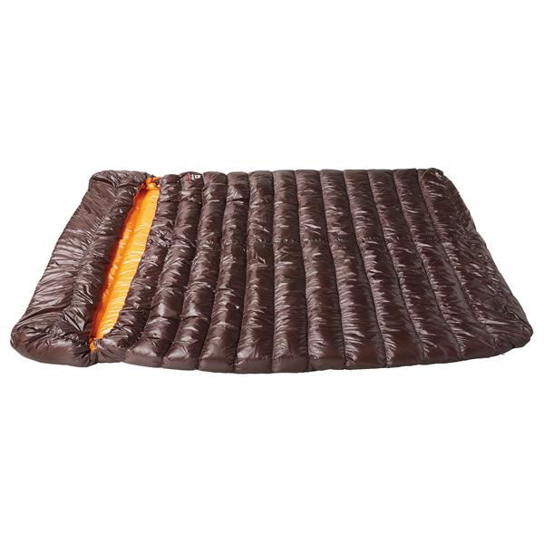ナンガ NANGA ラバイマーバッグ W600 BRN [寝袋][シュラフ]