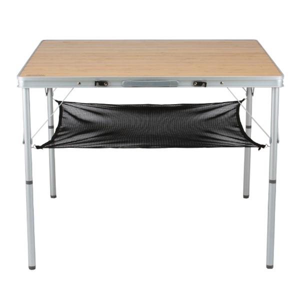 ニュートラルアウトドア NEUTRAL OUTDOOR TN-BT03 バンブーテーブル LL ブラウン [テーブル][キャンプ][折りたたみ][ポータブルテーブル][アウトドアテーブル]