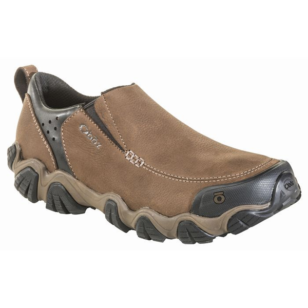 オボズ Oboz Mens Livingston Low Walnut [80601]