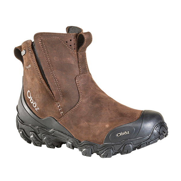 オボズ Oboz Mens Big Sky Mid Insulated B-DRY Bark Brown [82101]