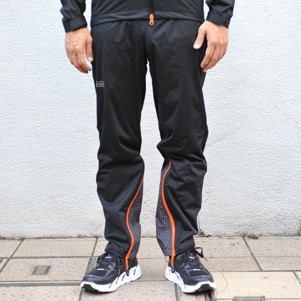OMM Kamleika Race Pant Black [カムレイカレースパンツ][レインパンツ][ロングパンツ][ブラック][オリジナルマウンテンマラソン][4/4 9:59まで ポイント10倍]