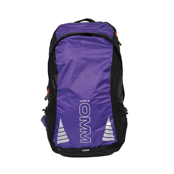 OMM Ultra 15 Purple [ウルトラ15 パープル][バック][マラソン][トレラン][バックパック][ザオリジナルマウンテンマラソン]