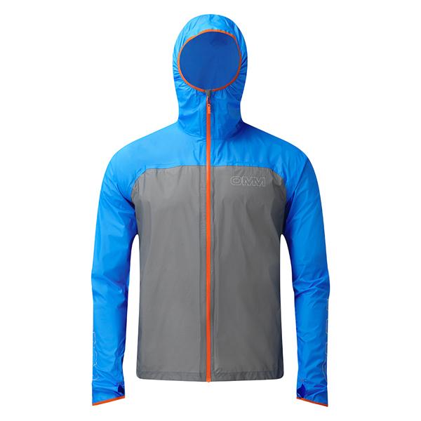 OMM Halo Jacket Blue/Grey [ハロジャケット][グレー][ブルー][7/26 9:59まで ポイント5倍]